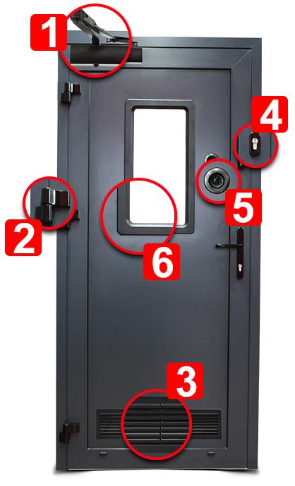 aluminiumt r kellert r jeder gr e heizungsraumt r schuppent r beste preis ebay. Black Bedroom Furniture Sets. Home Design Ideas