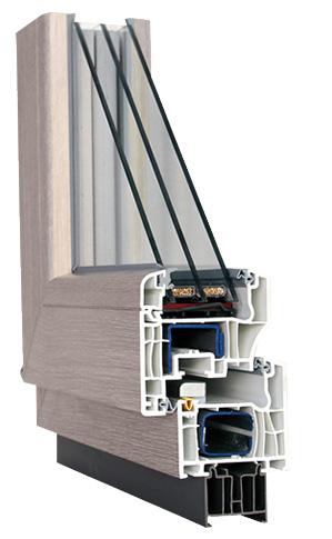 Balkon kunststoff fenster sch co verschiedene massen super preis ebay - Fenster beschlagen zwischen den scheiben ...